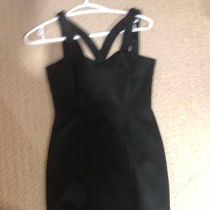 Guess black   Small size dress new
